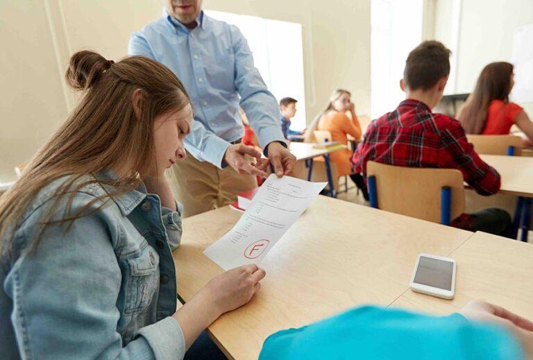 Prestaties leerlingen achteruit door lerarentekort