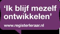 Registerleraar.nl: laat zien wat u waard bent