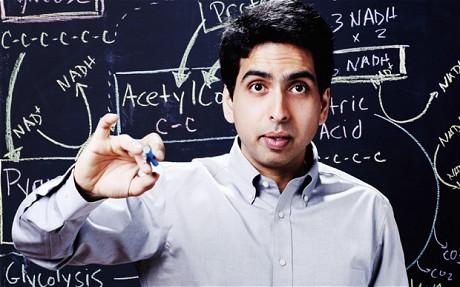 De Khan Academy als onderdeel van het wiskundeonderwijs: deel 1