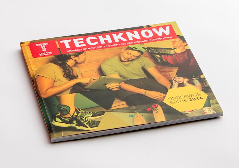 TechKnow Onderwijs 2014: Leerlingen inspireren voor techniek