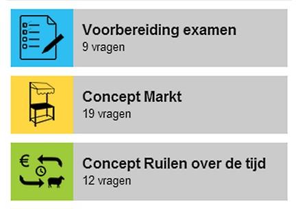 Favoriete educatieve apps: eerste hulp bij examentraining