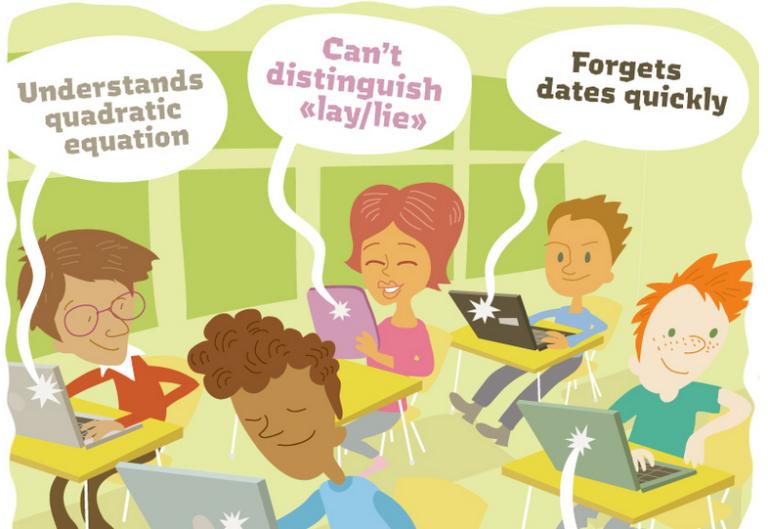 De verschillen tussen differentiëren, personaliseren en adaptief leren