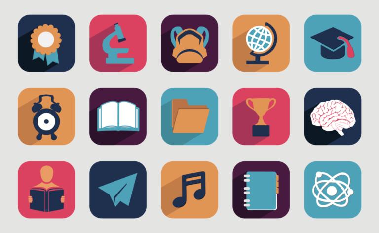 Favoriete educatieve apps: een overzicht