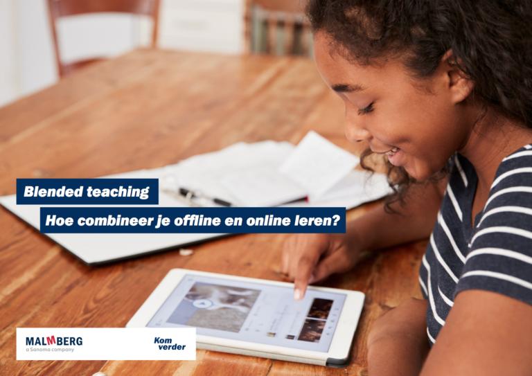 Blended teaching: 9 educatieve tools