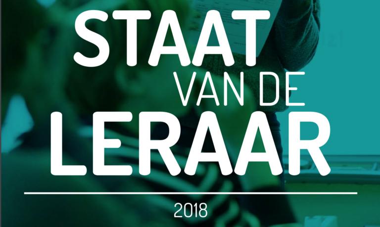 De Staat van de Leraar 2018