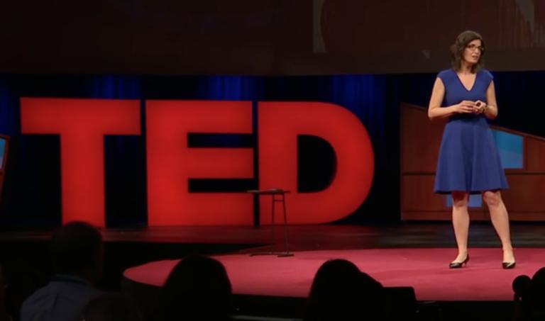 TED-talk: angst rondom schermtijd