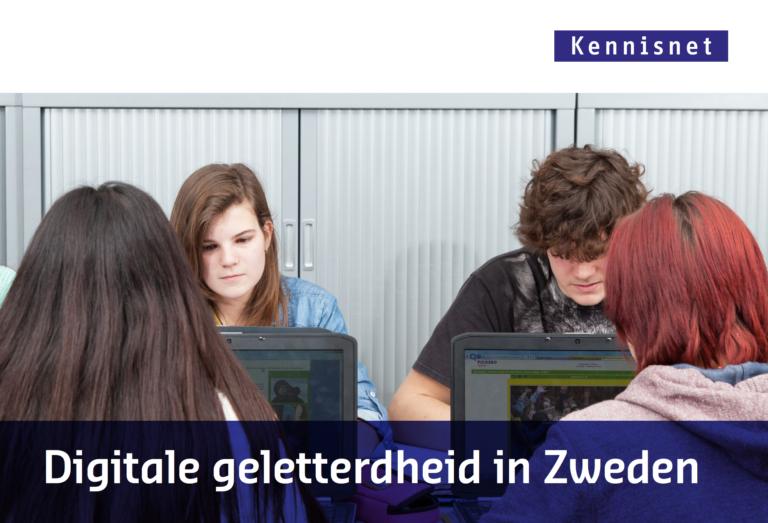 Digitale geletterdheid: dit kan Nederland leren van de Zweden