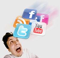 Handig: onderwijsvizier op sociale media