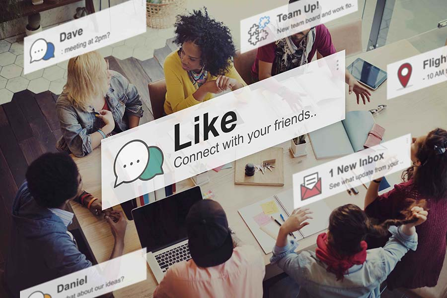 Sociale media als leermiddel