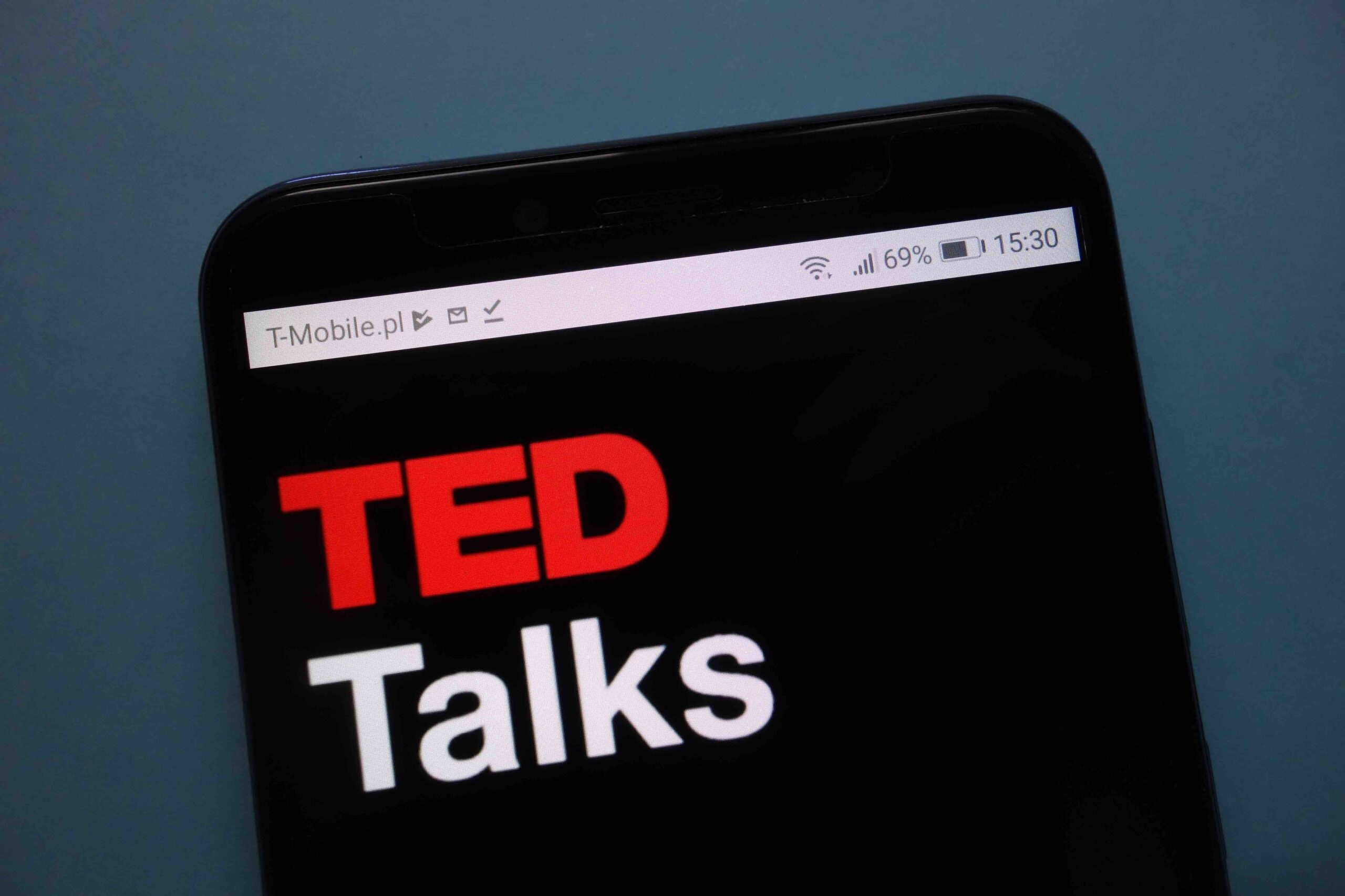 TED-Talk over growth mindset