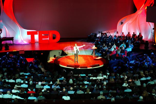 TED-talk: summer school