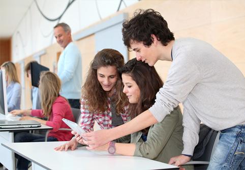 Succesvol gebruik van tablets hangt af van docent