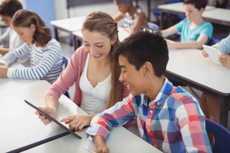 Heeft de tienerschool toekomst?
