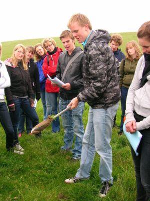 Het belang van veldwerk en excursies