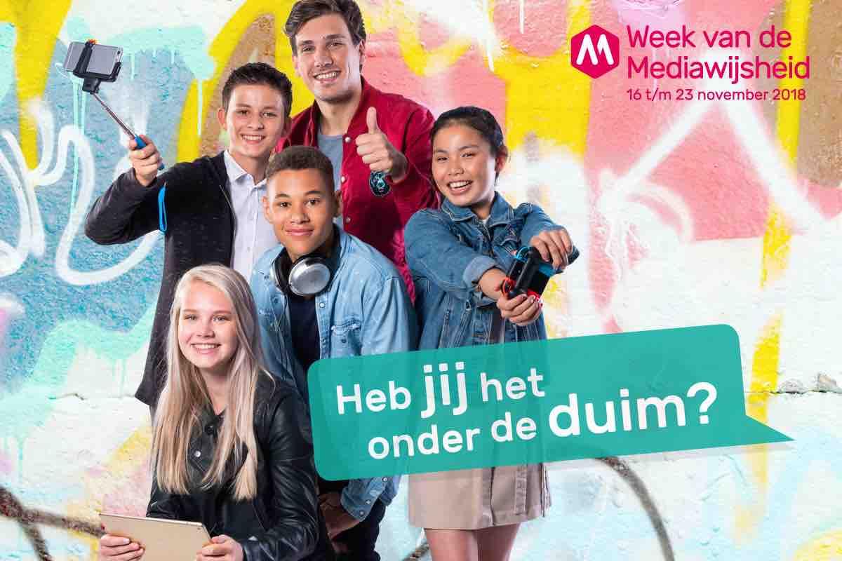 Week van de Mediawijsheid 2018