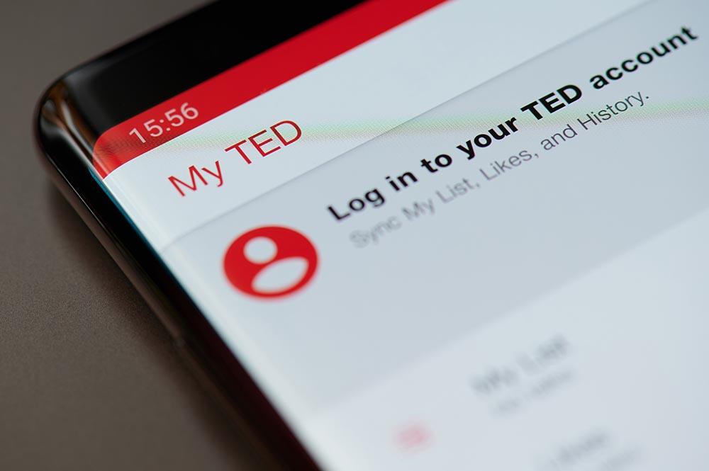 TED interactieve lessen
