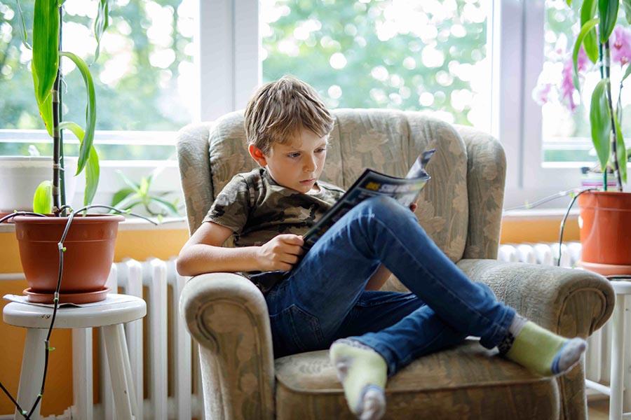 Lezen: zo krijg je jongens aan het lezen