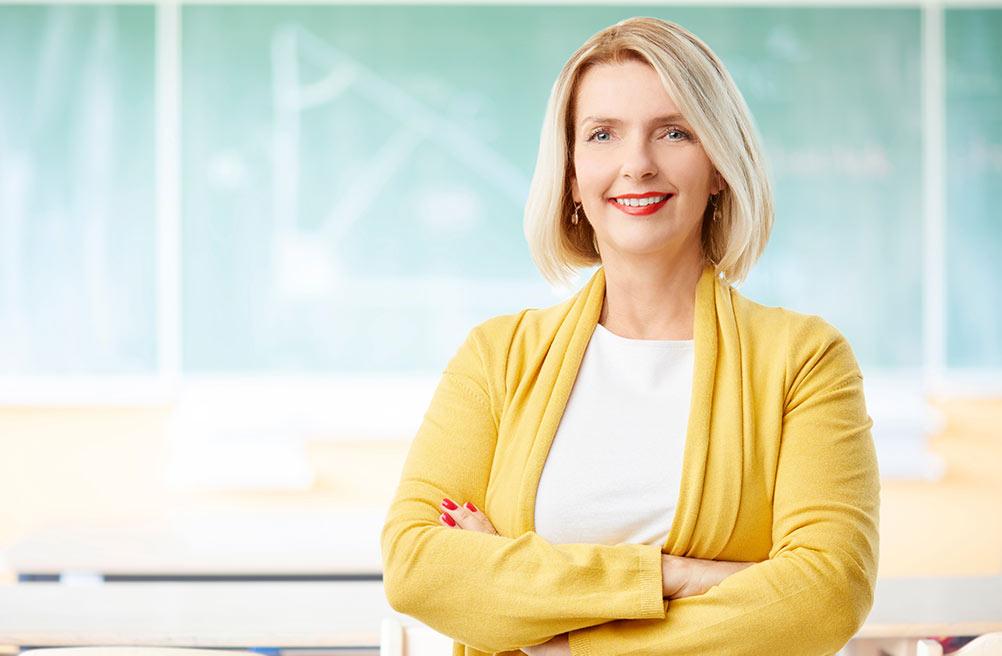 Aanzien leraren gestegen door coronacrisis - ovm