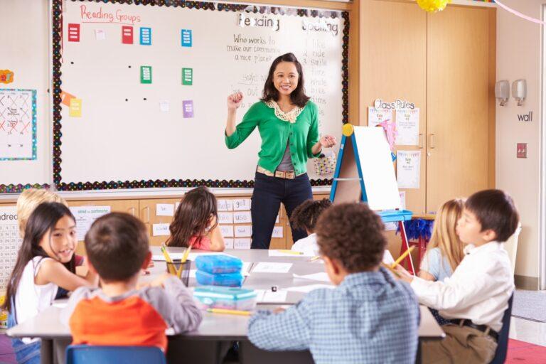 Tip: Het bord in de klas