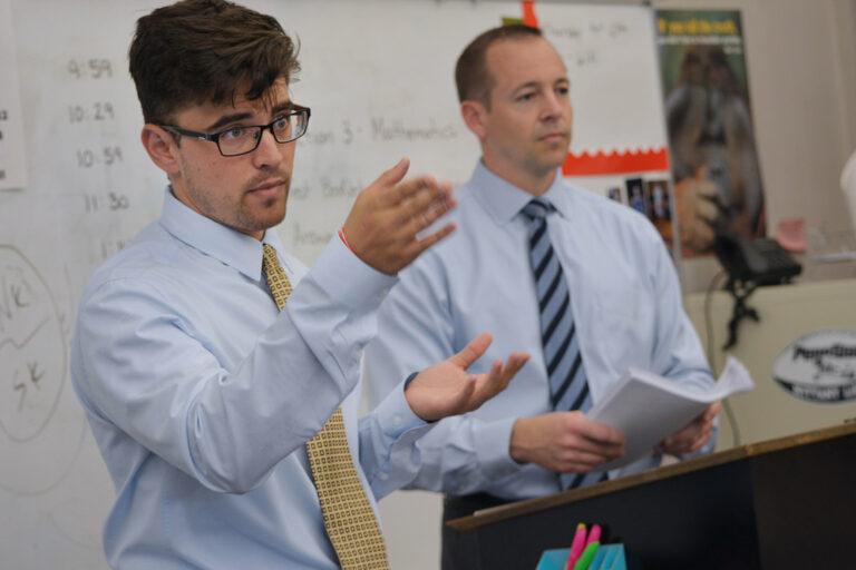 6 vormen van co-teaching