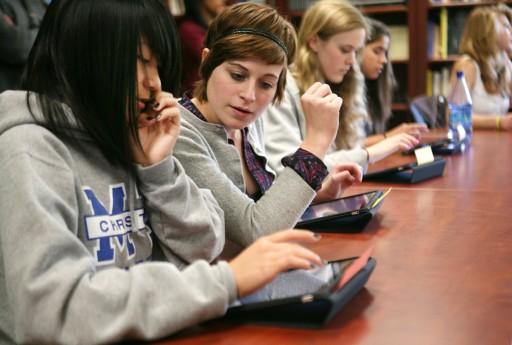 iPad in de klas: een case study