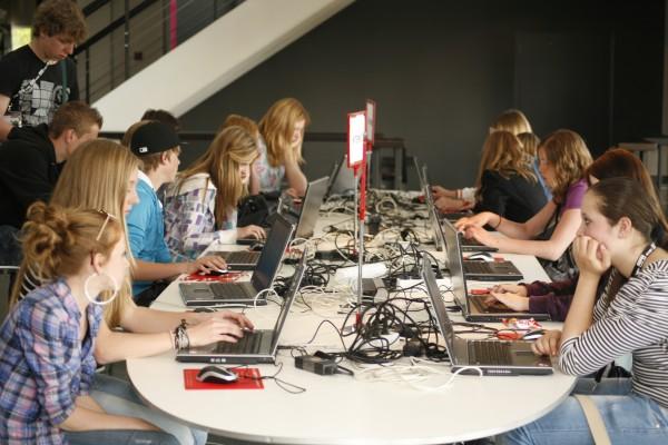 Gaming in het onderwijs