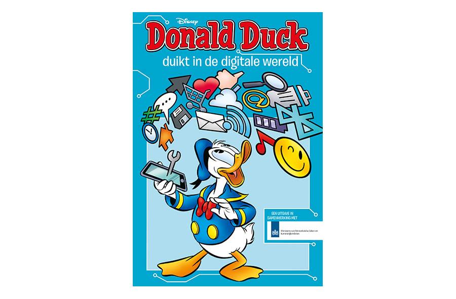 digitalisering in de les met donald duck