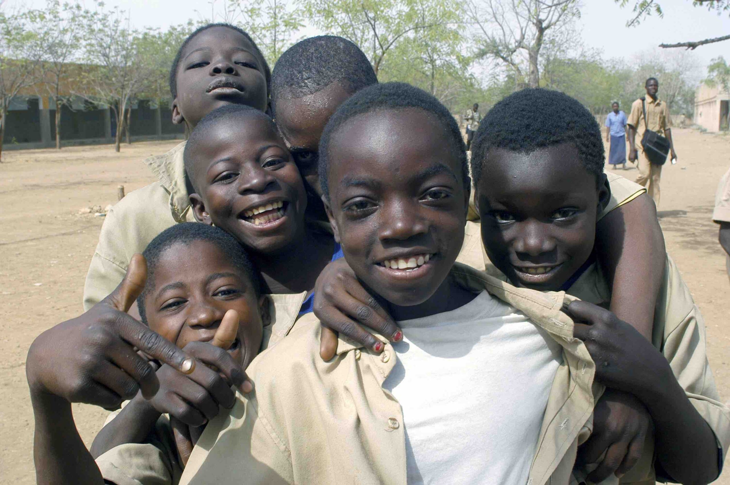 een Afrikaanse internationale school in Ouagadougou