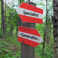 Het duivelse dilemma: generalistisch of specialistisch?