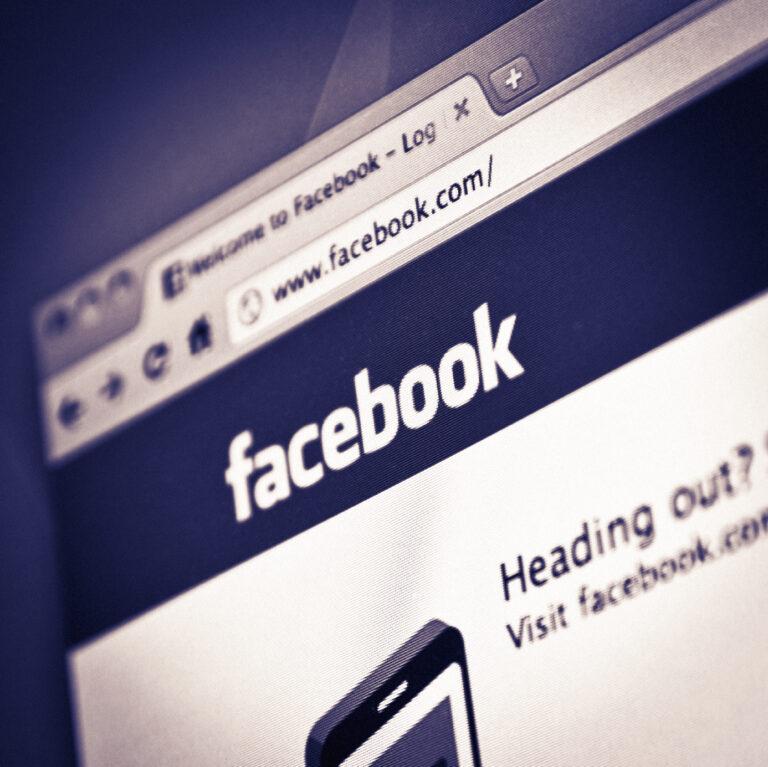 Plan een facebooksessie voor uw leerlingen