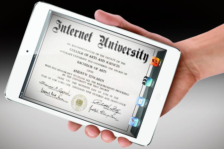 Onderwijstrend #4: Internet University, ook in het onderwijs?