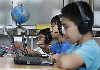 Zuid-Korea zegt schoolboeken vaarwel