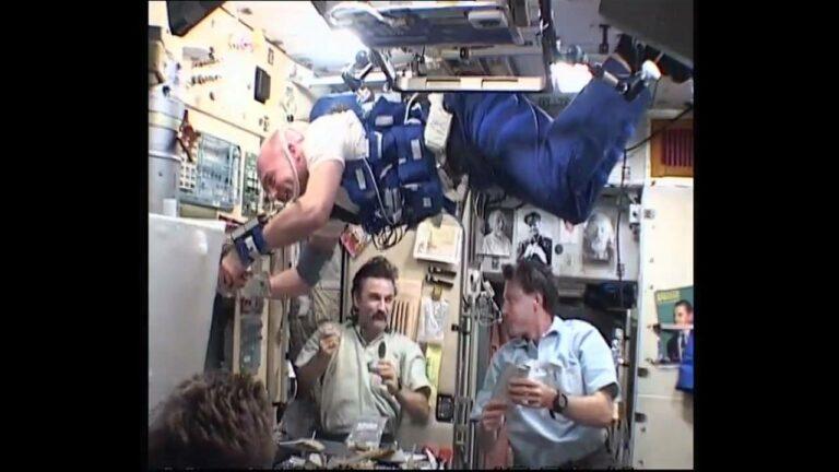 Lesidee: Ruimteschip Aarde met André Kuipers