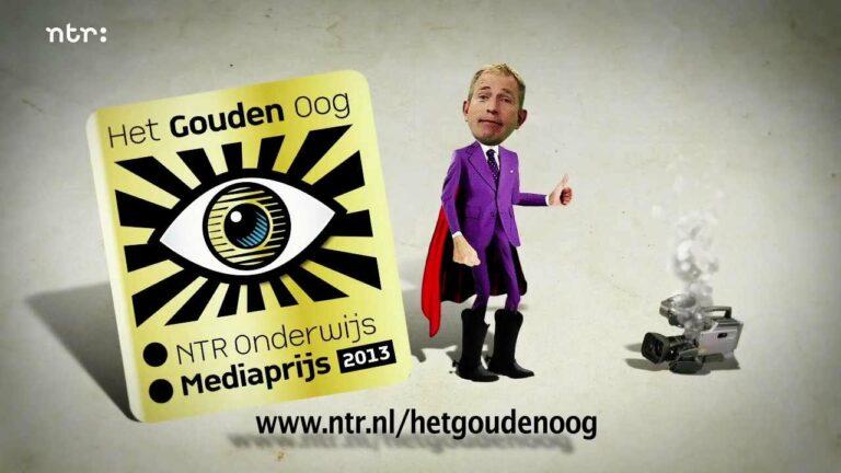 Onderwijs Mediaprijs: Het Gouden Oog