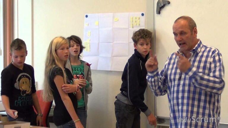 Eduscrum: de voordelen voor docenten en leerlingen