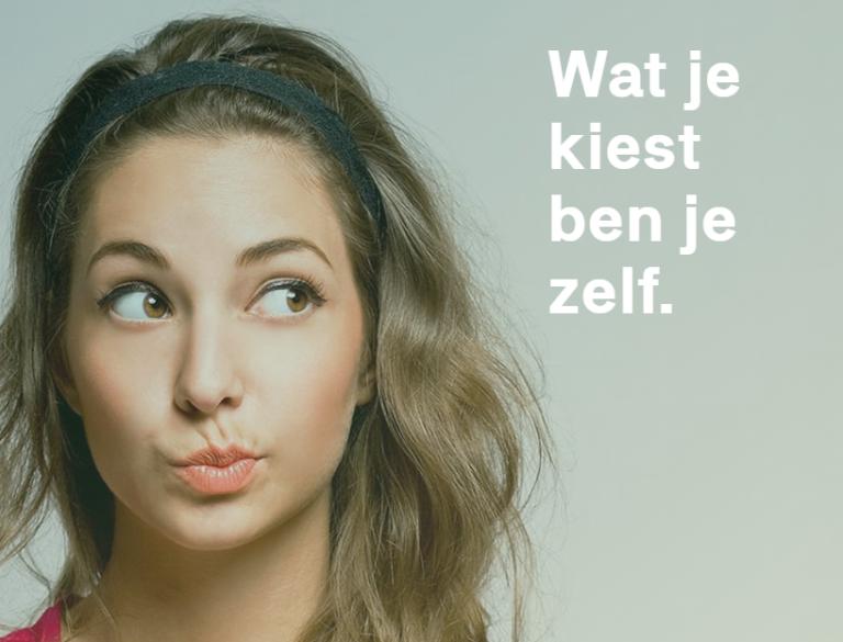 KiesMBO.nl: wat je kiest ben je zelf