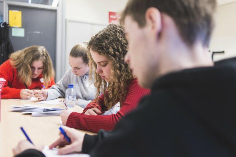 Motivatie binnenstebuiten voor examenleerlingen