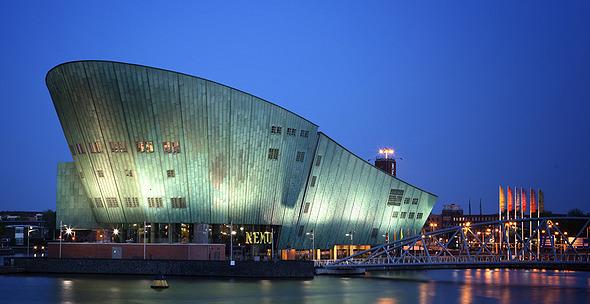 Inspiratieavond: Science Night in Nemo Amsterdam