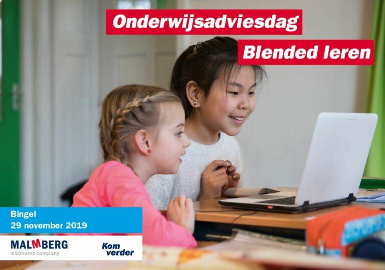 Tip: de Malmberg Onderwijsadviesdag