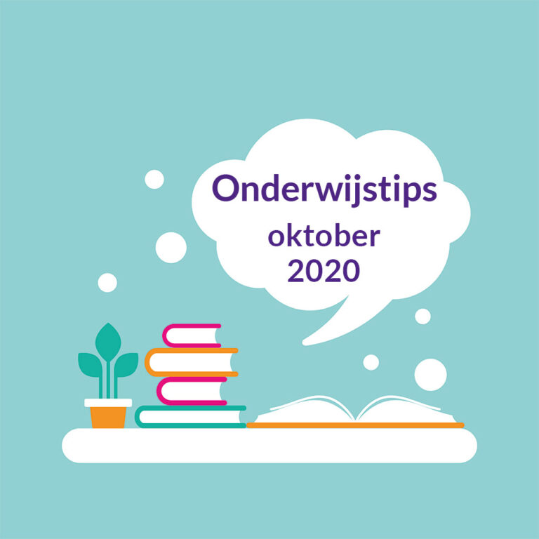 Onderwijstips oktober 2020