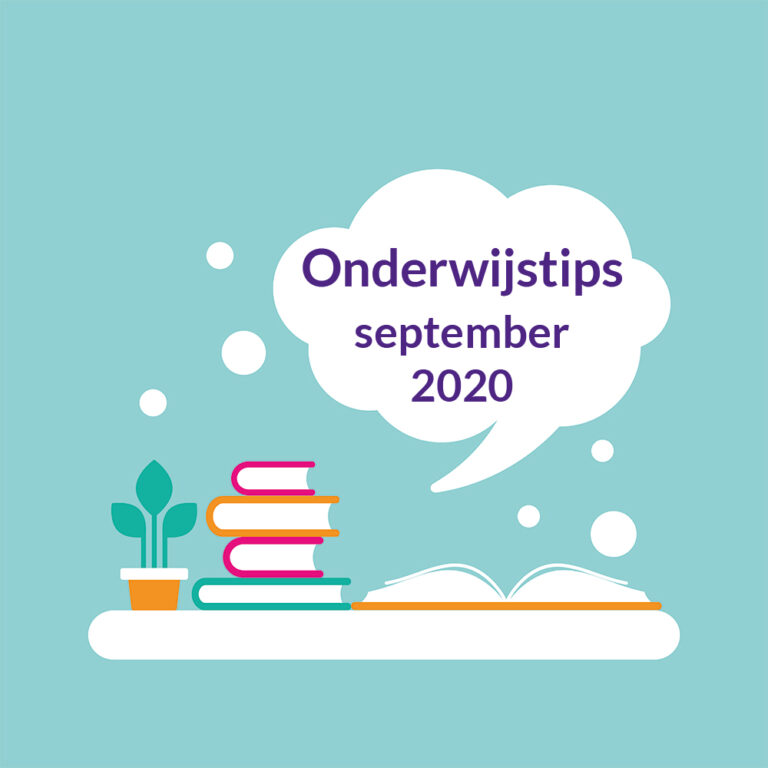 Onderwijstips september 2020