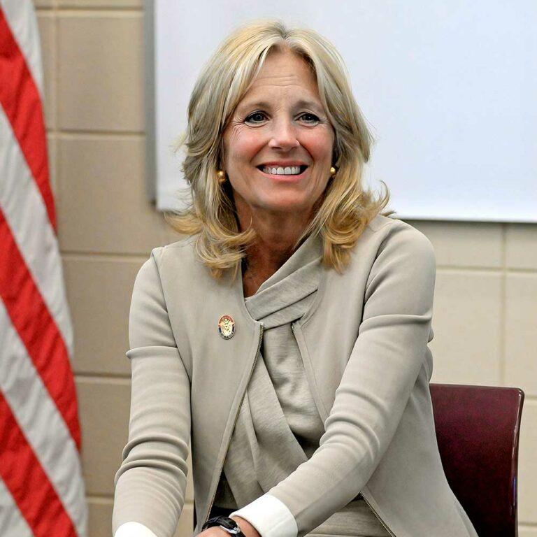 First Lady Jill Biden: bondgenoot van het onderwijs