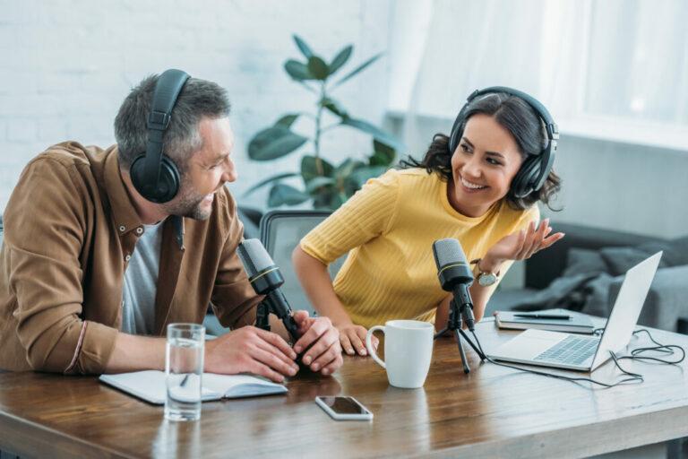 Podcasts voor het onderwijs: 10 tips