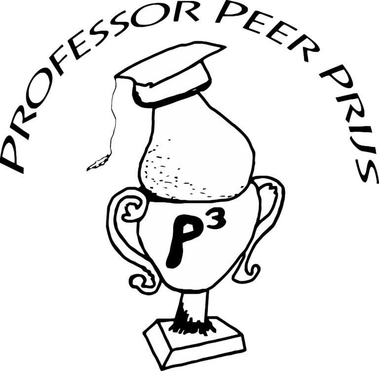 Wie wint de derde Professor Peerprijs?