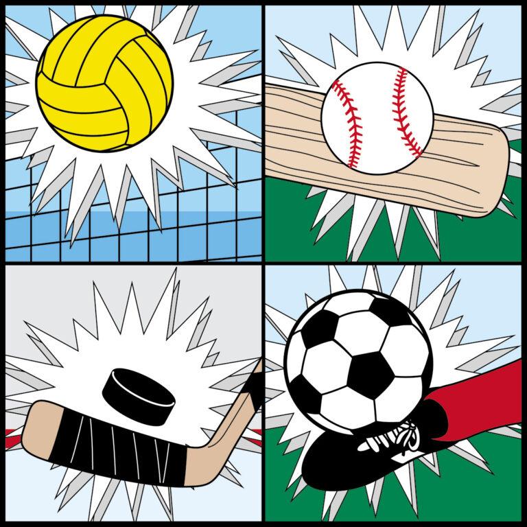 Sport in beeld
