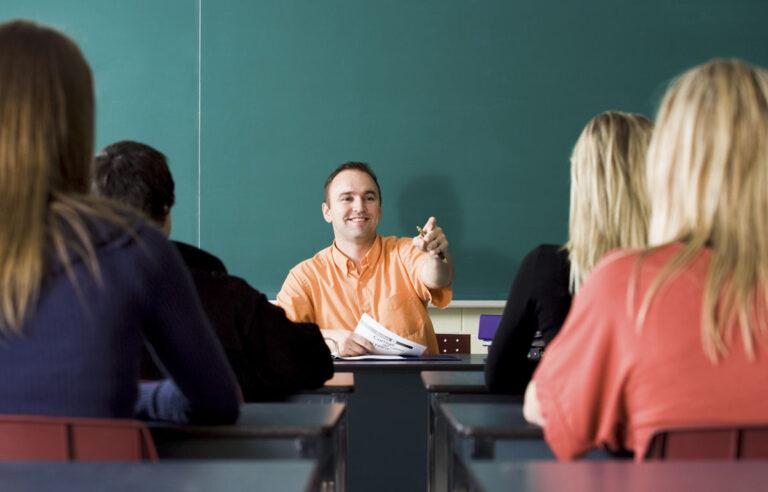 Waarom lesgeven de beste baan ter wereld is