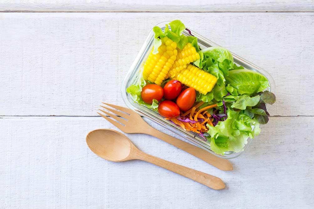 gezond eten op school