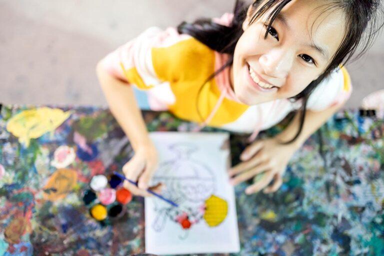 Meer kunst in de klas