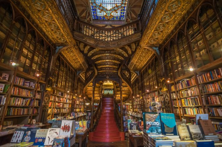 Selfiewaardige bibliotheek