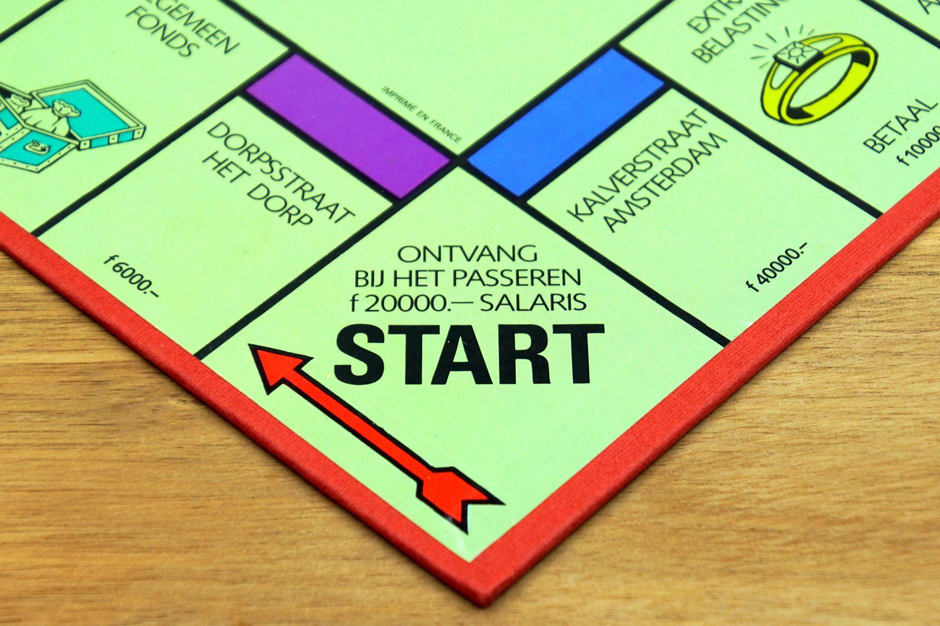 Monopoly vernieuwd Talent actueel Malmberg